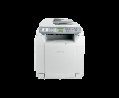 Lexmark X502n kleurenlaser MFP