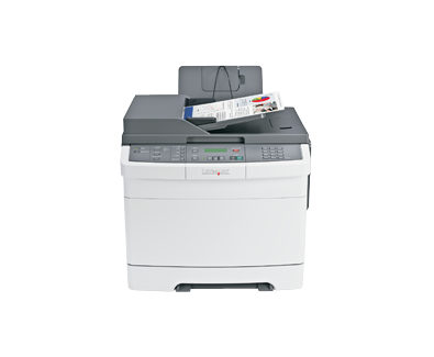 Lexmark X543dn kleurenlaser MFP