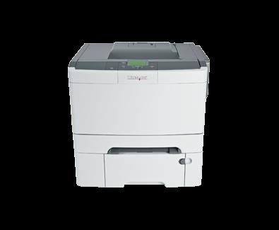 Lexmark C544dn + extra drawer