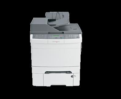 Lexmark X546dtn kleurenlaser MFP