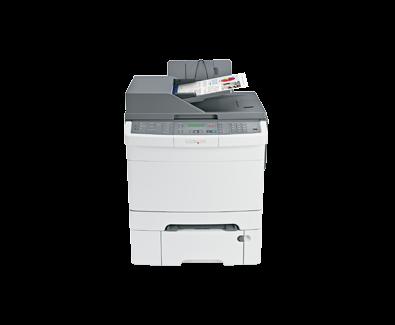 Lexmark X544dn + extra drawer