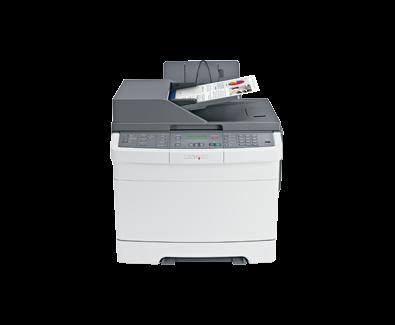 Lexmark X544n kleurenlaser MFP