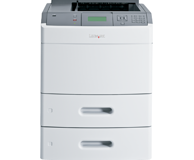 Lexmark T654dn + extra drawer