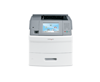 Lexmark T656dne laserprinter