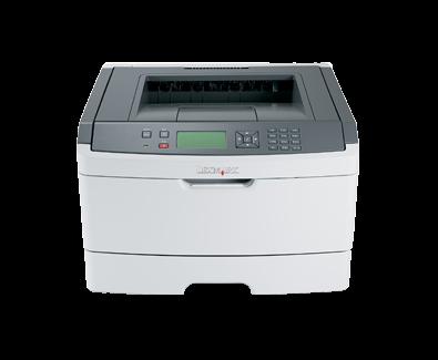 Lexmark E460dn laserprinter