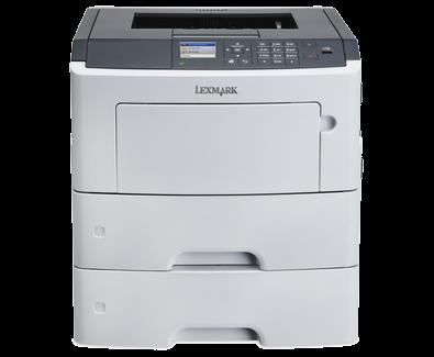 Lexmark MS610dtn