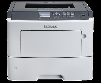 Монохромный лазерный принтер Lexmark MS617dn