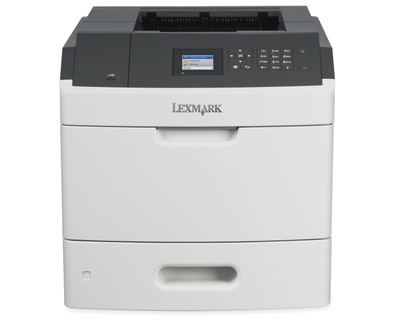 Lexmark MX810 MFP PCL-XL Windows