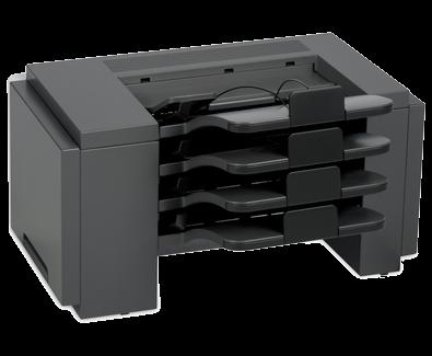 MS81x 4-Bin Mailbox