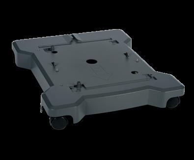 C792, X792 - Socle à roulettes