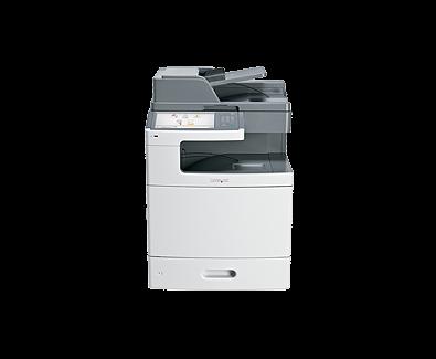 Lexmark X792de Colour Laser MFP