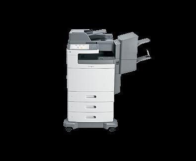 Lexmark X792dtpe Colour Laser MFP