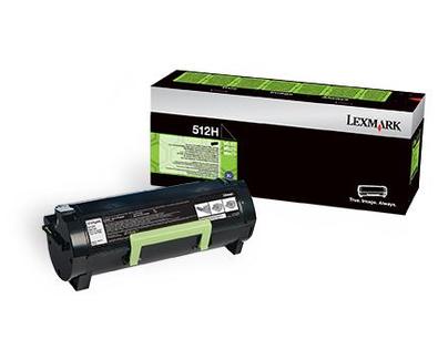 512H 5K Return Program Toner Cartridge