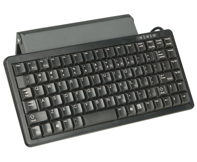 EN QWERTY Keyboard w/holder