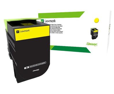 708YE Yellow Corporate Cartridge