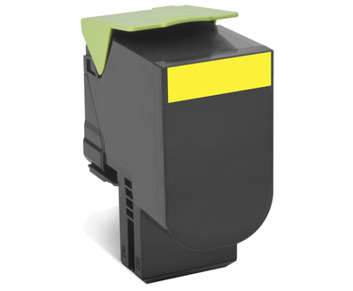 708XY Yellow EHY Return Program Cart.