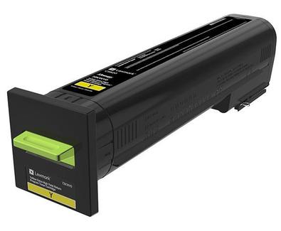 Yellow EHY Return Program Cartridge