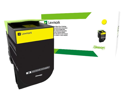 808YE Yellow Corporate Cartridge