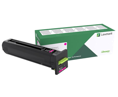 CX820 MagentaHY Return Program Cartridge