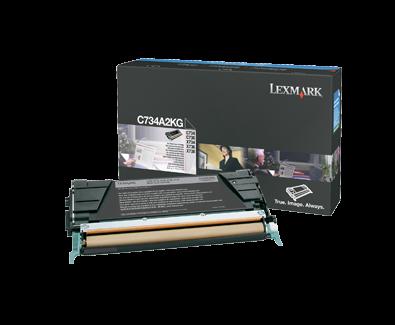 C73x/X73x Black Cartridge