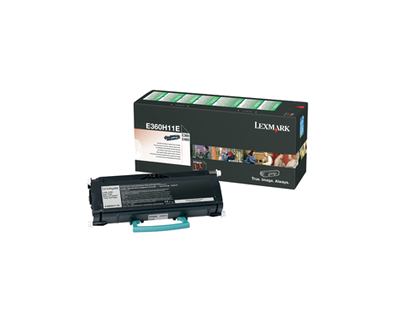 E360, E460 HY Return Program Cartridge