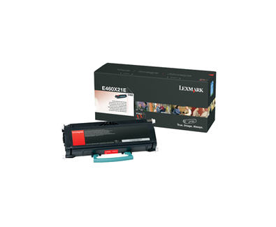 E460 Extra High Yield Toner Cartridge