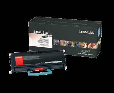 E462 Extra High Yield Toner Cartridge