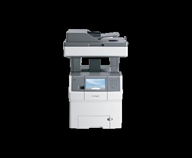 Lexmark X738de Colour Laser MFP
