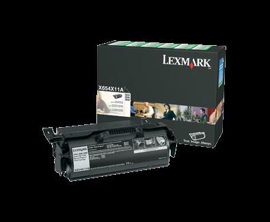 X654/6/8 EHY Return Program Cartridge