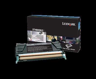 X74x Black HY Cartridge